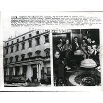 1964 Press Photo Visual Evidence of British Gambling  - nee28243