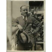 1925 Press Photo Thomas Jamont of JP Morgan & Company - nee26690