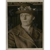 1921 Press Photo Mrs Albert Yost - nee26589