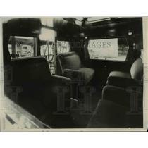 1930 Press Photo Motor Bus - nee24472