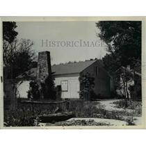 1938 Press Photo The Girl Scout house at Brecksvill - nee29344