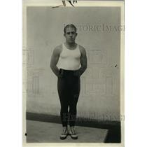 1923 Press Photo George Meyer, Light Heavyweight from Chicago