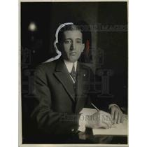 1918 Press Photo W.H. Hays, Chairman of Republican Committee - nee37096