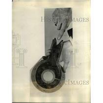 1929 Press Photo The circular race track of the Deion circuit breaker