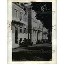 1941 Press Photo US Embassy in Lisbon Spain - nee39368