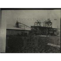 1925 Press Photo Dehydration Plant - nee32886