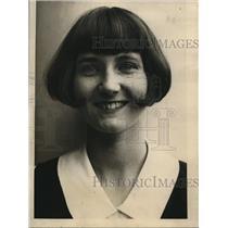 1926 Press Photo Jessie Purcelle - nee28767
