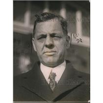1921 Press Photo Will T Lott Superintendent of Native Schools of Alaska