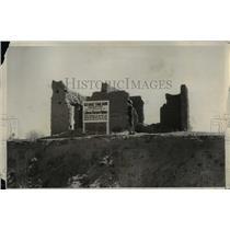 1932 Press Photo California Desert - nee35781