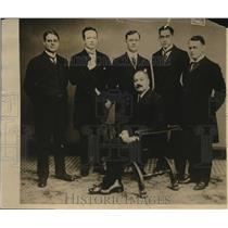 1916 Press Photo Members of the Latin American Return Visit Committee
