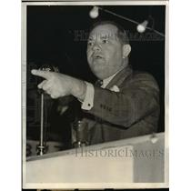1940 Press Photo Louisiana Lt. Governor James A. Noe - nee26567