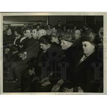 1923 Press Photo Spiritualists Convention Masonic Temple Chicago, Illinois