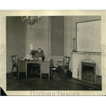 1920 Press Photo Dr MS Lombard surgeon of WS Public Health Services - nex81704