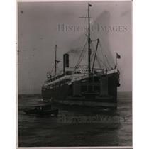 1922 Press Photo Ship Sierra - nee48160