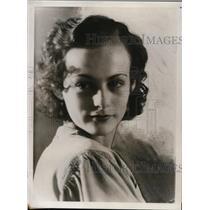 1933 Press Photo Beatriz Salazar Elected Queen Mexican Independence day Fiesta