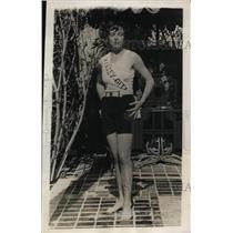 1929 Press Photo Mrs. John Charles Thomas of new York, Bathing Beauty
