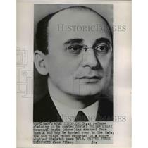1963 Press Photo San Diego Calif Refugee claiming to be Soviet Police Chief