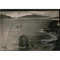 1923 Press Photo Land's End in San Francisco - nee47785