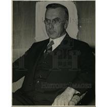 1925 Press Photo Biship Elect Flint - nee48323