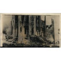 1938 Press Photo 17 Dead 27 Missing After Fire Destroys Quebec School
