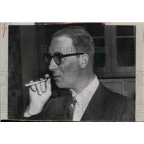 1956 Press Photo NY Senator Estes Kefauver launch Boy Scout Council Campaign