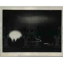 1941 Press Photo Seattle Washington During Test Blackout, World War II