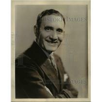 1929 Press Photo Theater Producer Edgar Selwyn - nee51988