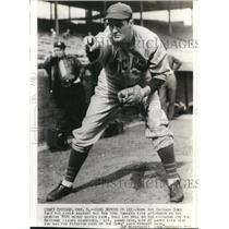 1938 Press Photo Bill Lee Pitcher for Chicago Cubs