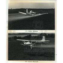 1975 Press Photo Cessna