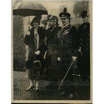 1926 Press Photo Viscount Wellingdon new Giv General Ottawa Canada - nex84432