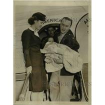 1944 Press Photo St Louis Mo Darlene Bynum, Lt John Otis , M Turner, CJ DeVass