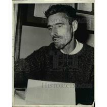 1968 Press Photo Frances Breton is planning a second Atlantic adventure.