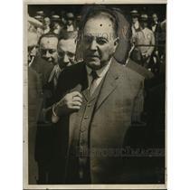 1932 Press Photo Marcelo & Dealvear Former President of Argentina - nee60079