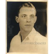 1930 Press Photo Serge Flash ball balance slate leader