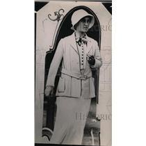 1922 Press Photo Parker Whitney.  - nee57408