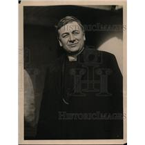 1923 Press Photo Msgr. Erneste Filippi Papal delegate to Mexico  - nee63766