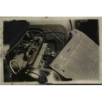 1928 Press Photo New type of exhaust manifold - nee73781