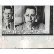 1956 Press Photo Washington Senators President Calvin Griffith Gets Offers