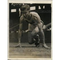 1927 Press Photo John Fitzpatrick wins 100 and 200 yard dashes - nes32810