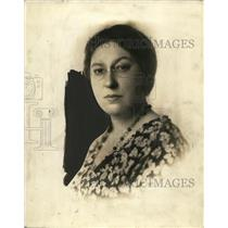 1937 Press Photo Mrs Walter Ferguson of Tulsa Oklahoma - nex86322