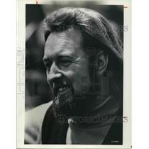 1977 Press Photo Benjamin Luxon - cvp30741