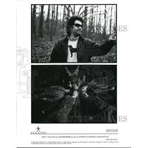 2000 Press Photo Joe Berlinger Book Of Shadows Blair Witch 2 - cvp39581