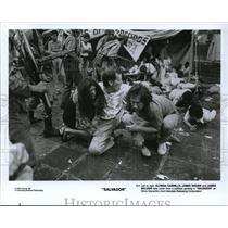 1976 Press Photo Salvador ELPEDIA Carrillo James Woods James Belushi
