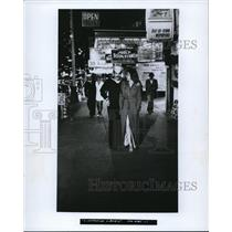 1974 Press Photo James Caan, Marsha Mason in Cinderella Liberty - cvp38135