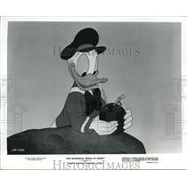Press Photo Happy Birthday Donald Duck - cvp39811