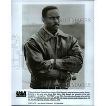 Undated Press Photo Billy Hicks in Matrix Series - cvp30310