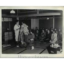 1937 Press Photo American Born Japanese, - nee81019