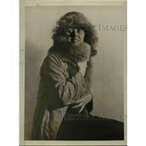 1923 Press Photo Mrs. Dudley Feild Malone former Doris Stevens. - nee81483
