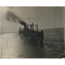 1927 Press Photo President Grant Liner - nex89927