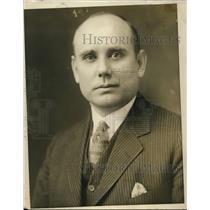 1925 Press Photo Van A. Bittner Head of Union Miners Fairmount District